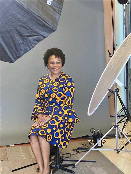 Debra A. Flores verified customer review of Sikemi African Print Jacket Dress