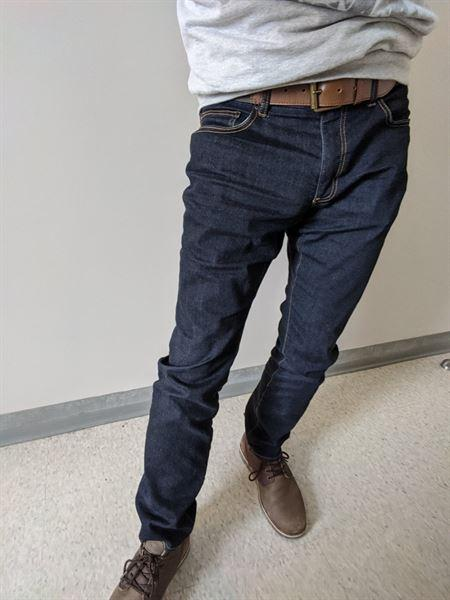 Frédéric Gagnon verified customer review of Citified Real Denim Jean