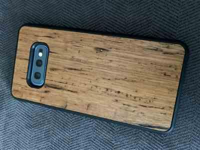 Bryan Steele verified customer review of Eucalyptus - Wood Phone Case