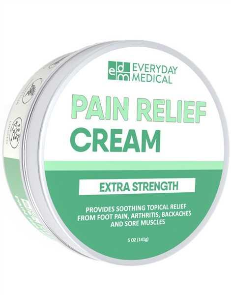 Martin Broer verified customer review of Extra Strength Pain Relief Cream