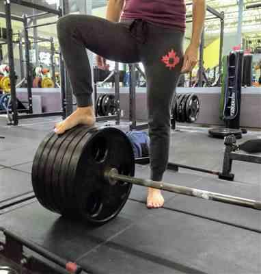 Kelly Wharton verified customer review of Inner Strength Products - Women's Cuff Leggings