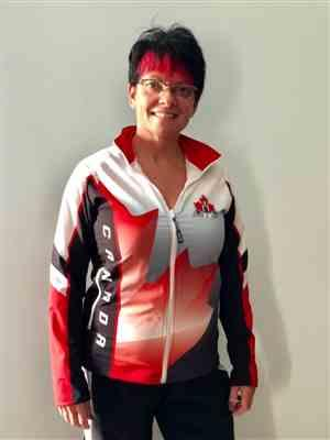 Karen H. verified customer review of Canadian Powerlifting Union Track Suit *PLEASE READ PRODUCT DESCRIPTION*