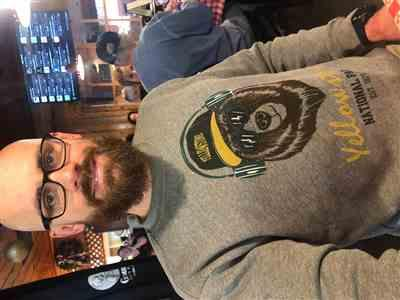 Lucy Dugan verified customer review of Yellowstone Hipsters Crew Sweatshirt