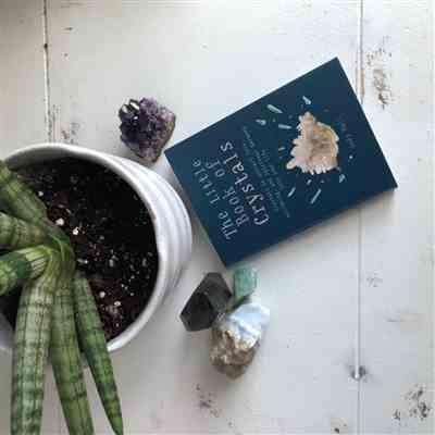 rebekah e. verified customer review of The Little Book of Crystals