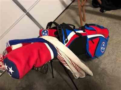 Chase Rogers verified customer review of Tennessee State Flag Head Cover