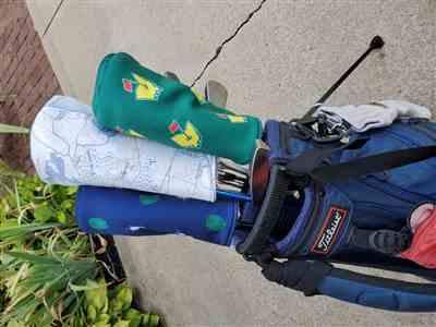 Christian W. verified customer review of Vintage Nantucket Map Head Cover