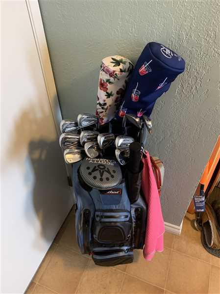 Richard  verified customer review of Transfusion Golf Head Cover - Navy - a FadeGolfnStuff Collab