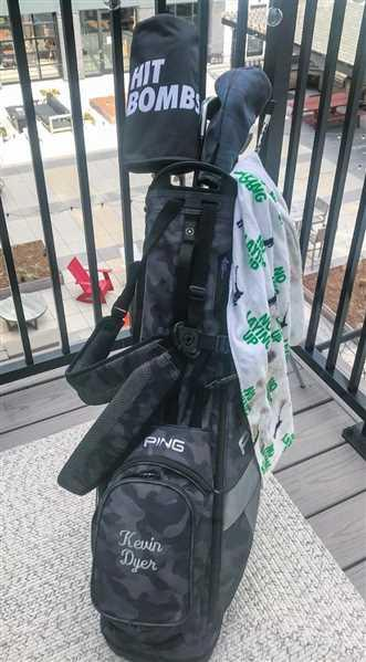 Cayce Golf Hit Bombs Head Cover DURA+ Review