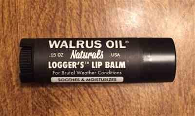 Jeremy P. verified customer review of Logger's Lip Balm .15oz