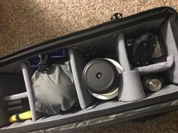 Anonymous verified customer review of Strobepro Ultimate Traveller Gear Bag