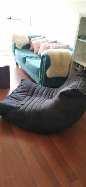 Ambient Lounge Chile Acoustic Sofa - Black Sapphire Review
