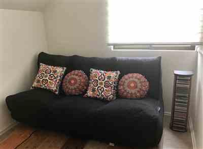 Mariela Castro Vàsquez verified customer review of TWIN COUCH - Aubergine Dream