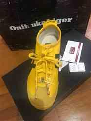 Anonymous verified customer review of Onitsuka Tiger Mexico66 Yellow/Black (DL408-0490)