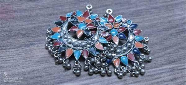 EthniCache Handcrafted Oxidized Magnificent Earrings Review