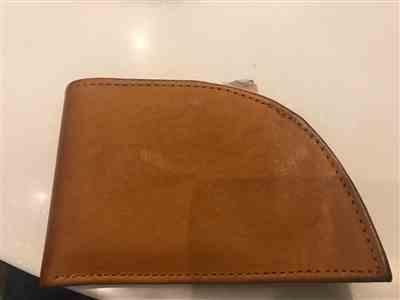 danny d. verified customer review of Rogue Front Pocket Wallet in Ballglove