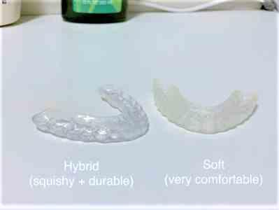 Kieran G. verified customer review of The Hybrid Night Guard - for moderate to heavy teeth grinding and clenching