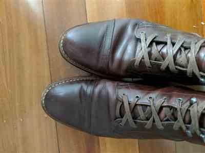Belaced Dark Brown Flat Waxed Laces Review