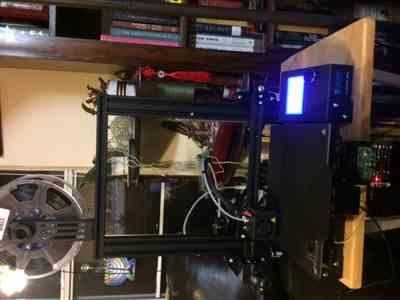 don mccall verified customer review of SainSmart x Creality Ender-3 PRO 3D Printer