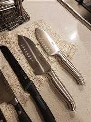 Adrian Thompson verified customer review of Furi Pro East/West Stainless Steel Santoku 2 Pc Set