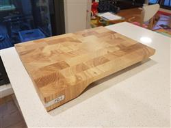 House of Knives Furi  Pro Hardwood Chop & Transfer Board Review