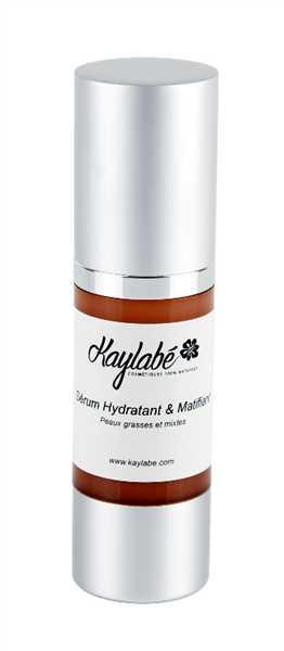 Kaylabé Sérum visage hydratant & matifiant (Peaux grasses et mixtes) Review