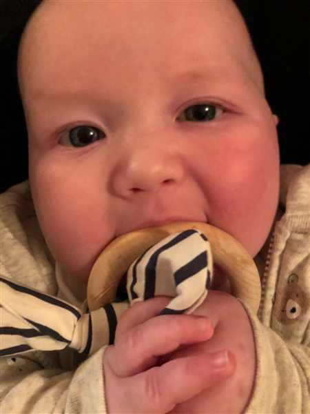 Adriane Pickett verified customer review of On The Go Teether