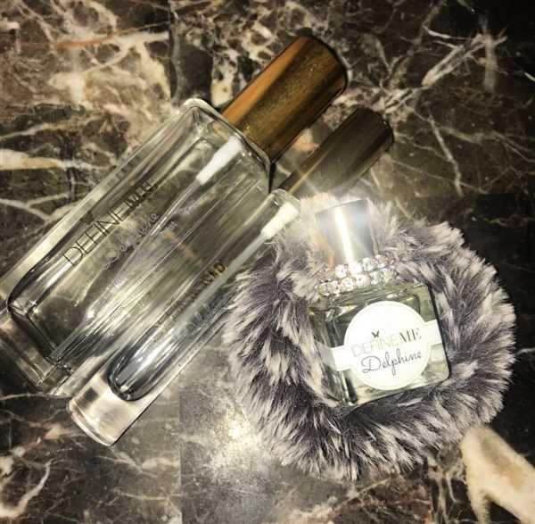 DefineMe DELPHINE HAIR FRAGRANCE MIST Review