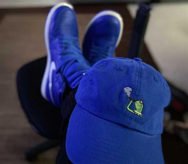 Tonnie Kimmons verified customer review of Hustle Trees Sparks Dad Hat