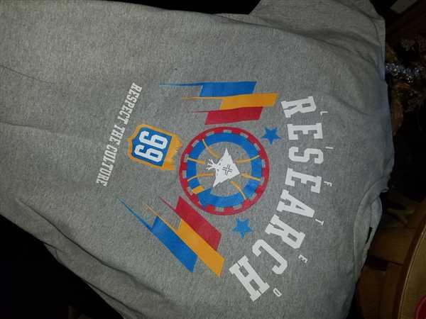 LRG Clothing ALL STAR TEE ATHLETIC HEATHER Review