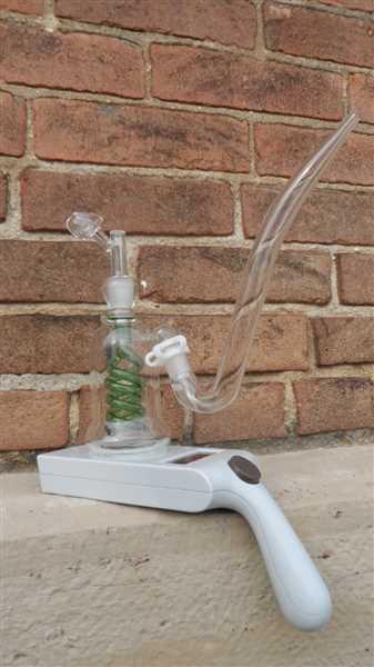 420 Science GRAV J Handle Pipe Attachment Review