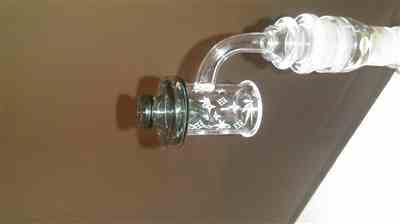 420 Science Airflow Carb Cap - Gray Review