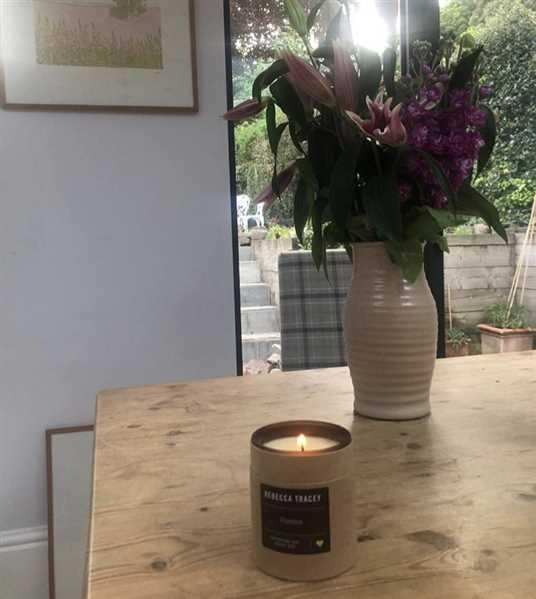 Rebecca Tracey 00 - Florence Candle for our NHS Review