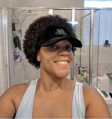 Dee Jay verified customer review of Culture Cap - Velvet Black