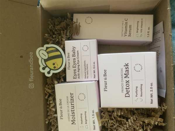Fleur & Bee Eyes Eyes Baby / Natural Anti-Aging Eye Cream Review