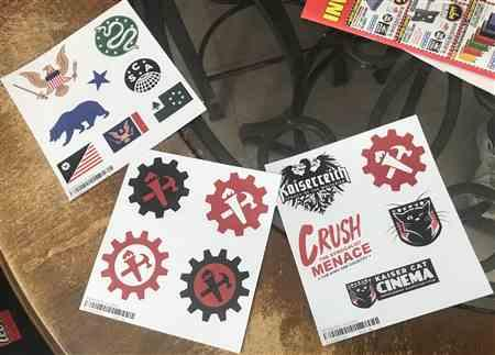 Foolz verified customer review of US Civil War Sticker Pack - The Marching Home Collection