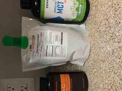 Courtney Kercheval verified customer review of Hydrolyzed Collagen (Chicken)