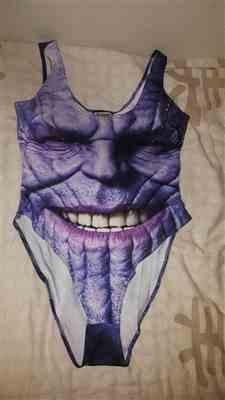 Artemis J. verified customer review of Thanos One Piece Swimsuit