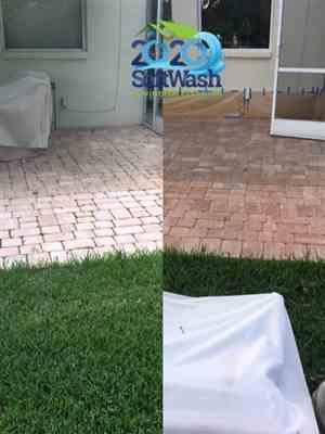 Eddie Willis verified customer review of DOMINATOR SG+ -  High Gloss Paver Sealer (Wet Look)