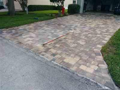 Wilson Lopes verified customer review of DOMINATOR SG+ -  High Gloss Paver Sealer (Wet Look)