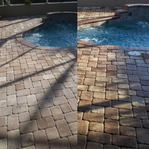 Black Diamond Coatings DOMINATOR LG+ - Low Gloss Paver Sealer (Wet Look) Review