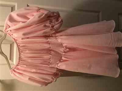 Teresa F. verified customer review of Pink Claudette Dress