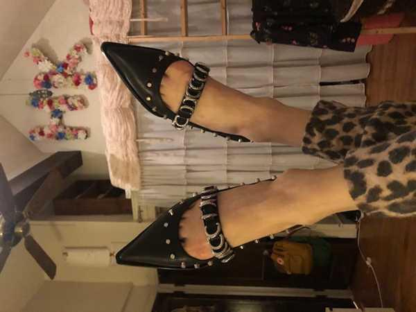 Heidi verified customer review of Suzie Shoes