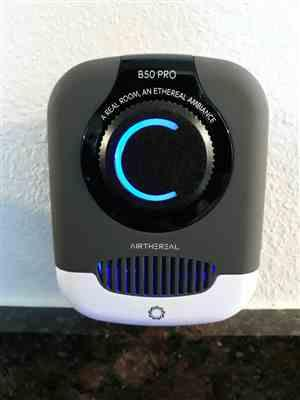 Sally Mitchan verified customer review of Airthereal B50-PRO Mini Ozone Generator, Small Room
