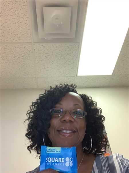 yolanda wheatley verified customer review of Chocolate Coated Coconut