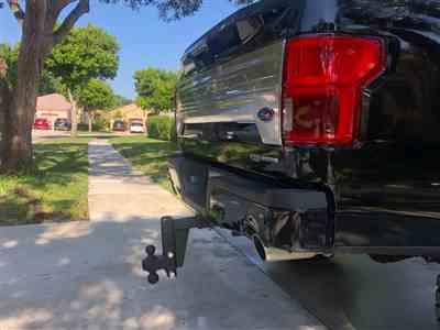 Jason Adams verified customer review of 2.0 Heavy Duty 6 Drop/Rise Hitch