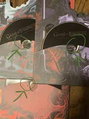Jose Cruz verified customer review of Game of Thrones: The Complete Collection Limited Edition Blu-ray