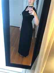 jessica verified customer review of Casual Long Dresses with Pockets