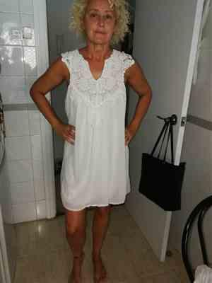 Monica Goodwin verified customer review of Bohemian Lace Patchwork Casual Summer Dress