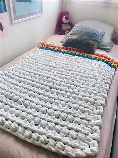 angeline mace verified customer review of WIP x Sheltered Co. Weighted Blanket