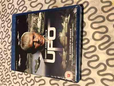 Robin Medford verified customer review of UFO: The Complete Series [Blu-ray](Region B)